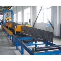 Steel Plate Cutting , H beam Assemblying ,H Beam Gantry Welding , Flang Plate Straightening , H Beam Production Line