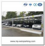 Supplying China Automated Parking Technologies/Equipment/Structure/Garages/Machine/Lift-Sliding Puzzle Car Parking Lift