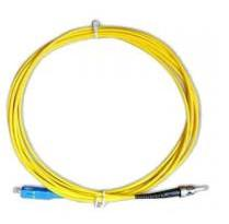 China Simplex / Duplex Fiber Optic Patch Cord ≤0.2dB Insertion Loss Customized Color on sale