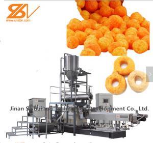 China Safety Corn Puff Making Machine / Advanced Granola Bar Production Line on sale