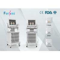 Salon beauty equipment new hifu face lift, hifu lifting, hot sale high intensity focused ultrasound hifu for sale