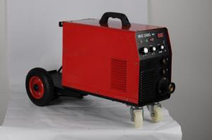 China Industrial Aluminium MIG Welding Machine 31.8A For Carbon / Stainless Steel on sale