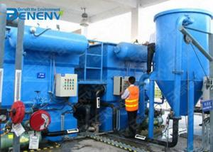 China Industrial  Dissolved Air Flotation System Domestic  Inclined Plate Clarifier on sale