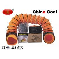 China Insulated Air Duct PVC Ducting Ventilation Fans Water - Proof on sale