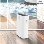 600CMH HEPA H14 PM2.5 Filtration air purifier with UVC air sterilizer and dininfection digital display touch control