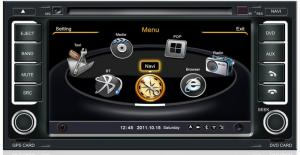 China Ouchuangbo automobile dvd radoio stereo VW Touareg 2003-2010 S100 plataform support 3 zone on sale