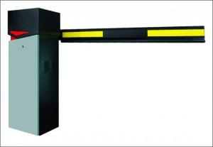China Electric Car Park Boom Gate Automatic Arm Barrier 3S - 7S Opening Closing on sale