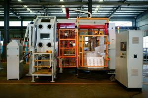 China Low Pressure Zinc Die Casting Machine , Brass Pressure Die Casting Machine on sale