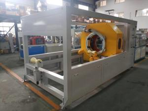 China Dust Free Plastic Pipe Threading Machine / Pipe Threading Equipment on sale