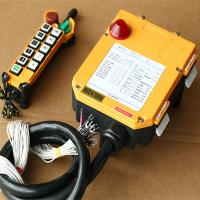 F24-10S Industrial Radio Remote Controller for Hoists