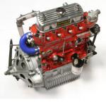 электрический мотор двигателя