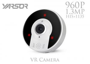 China Panoramic 960P Mini Smart Wifi Security Camera With Night Vision Surveillance System on sale