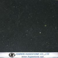 Black Yimeng Granite Tiles, China Cyan Granite Slabs.