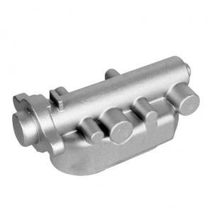 China La gravité en aluminium faite sur commande les pièces de moulage mécanique sous pression, distributeur de frein avec le souffle de sable on sale