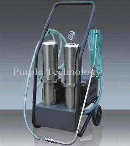 China diesel auto tank cleaning machine/ tank washer on sale