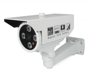 China Array IR Waterproof Outdoor CCTV Security 600TVL CCD Camera System on sale