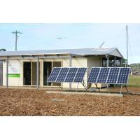 Off grid 50W AC Solar Home System
