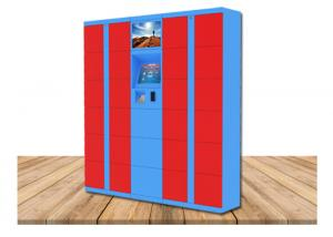 China Digital Post Parcel Delivery Electronic Locker Rental In Public For Charging Phone on sale
