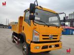 Wheel Driver 8t Heavy Duty Dump Truck 3650mm Tipper Dump Truck