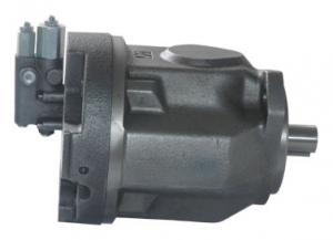 China Variable Displacement Tandem Hydraulic Pump SAE 2 Hole UNC Inch Thread on sale