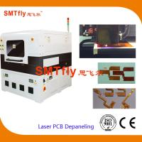 Stress Free PCB Depaneling with 18W UV Laser Head without Tooling Cost
