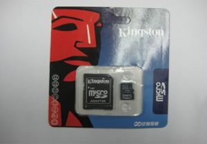 China Compact Flash Memory Cards for KINGSTON Micro SD on sale