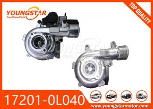 China TOYOTA 1KD Automotive Turbocharger , Car Turbo Charger CT16 17201-0L040 on sale