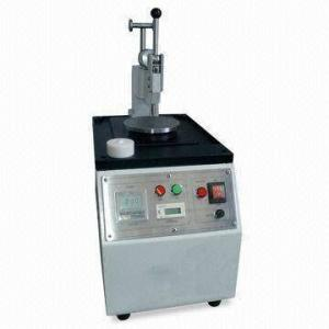 China Central Pressure Fiber Optic Polishing Machine Single Motor on sale