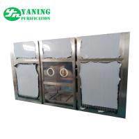 GMP Dynamic Vertical Laminar Air Flow System Hood For Filling / Sealing Machine