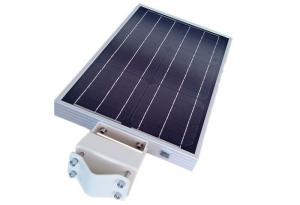China Solar LED outdoor lights 15W easy to install solar LED  light system 3 years warranty solar post light on sale