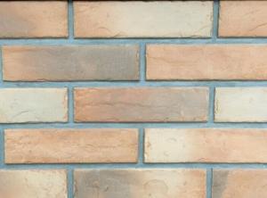 China 3D12-1 Type Veneer Brick Wall , Changable Color Indoor Brick Veneer ISO9001 2008 on sale