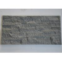 Hottest Natural Dark Grey Granite Stacked Stone, Wall cladding stone,Ledgstone Tiles