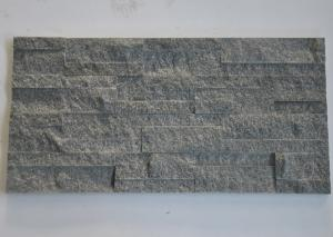 China Hottest Natural Dark Grey Granite Stacked Stone, Wall cladding stone,Ledgstone Tiles on sale