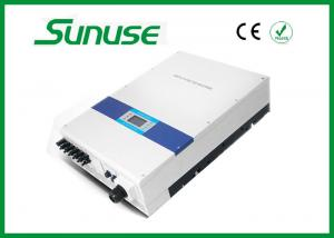 China Wide Voltage 250 To 880vdc On Grid Solar Inverter 10kw Transformerless With MPPT on sale
