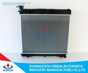 China High Efficiency Aluminium Car Radiators Benz 207D / 209D / 307D Vehicle Year 1968 - 1977 on sale