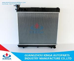 China High Efficiency Aluminium Car Radiators Benz 207D / 209D / 307D Vehicle Year 1968 - 1977 on sale