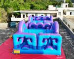 Adventure Cross Course 13.2X4.7X3M Inflatable Obstacle Course
