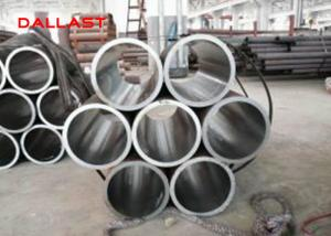 China Round Hydraulic Seamless  Stainless Tube for Hydraulic Cylinder Pipe on sale
