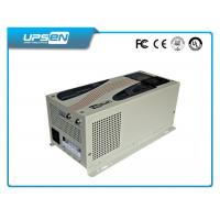 Low Frequency Dc To Ac Solar Power Inverter 8kw 10kw 12kw With Pure Sine Wave Output