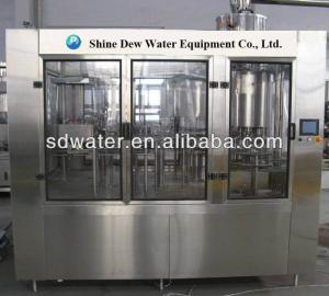 China Automatic Water Filling Machine for Small Bottled Water on sale
