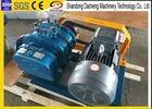 China Twin Lobe Roots Aeration Blower For Biogas Suction And Discharge Plant on sale