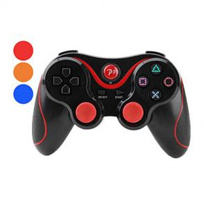 China Cheap Wireless Bluetooth Controller for PS3 Game Console PC Sixaxis Joystick Gamepad Mini on sale