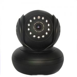 China P2P PTZ Night Vision Indoor Security Cameras IR WIFI With SD Card on sale