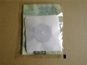 Quality ABC slim belly patch, weight loss belly patches, low calories, speed up metabolic , burn fat for sale