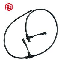 China Led Strip T Type 220V 20A Watertight Cable Connector 2 3 4 Pole on sale