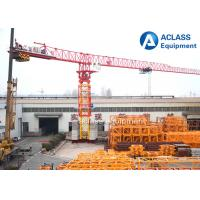 Horizontal Jib Frame 16t Topless Tower Crane With 2*2*3m Mast Section