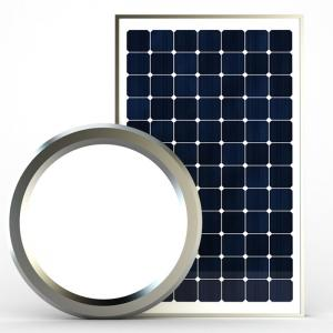 China Round Solar Powered LED Lights Easy Installation LED Panel Lamp With Premium Modes on sale