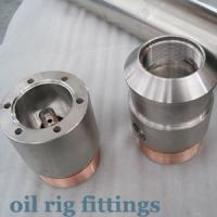 China CNC Service Aluminium Machined Parts For Agricultural Machinery Spare Parts on sale