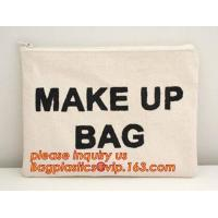 eco friendly wall hanging bags cotton linen sundries basket jute cosmetic bag for women,soft organic cotton cosmetic bag