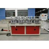 Double Screw WPC Board Production Line , WPC Construction Template Production Line / Extruder